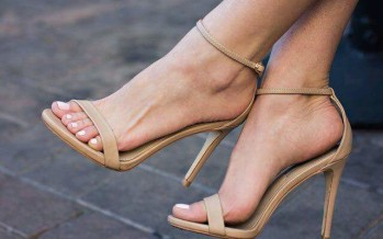 Zapatos en tonos nude – ¡combinan con todo!