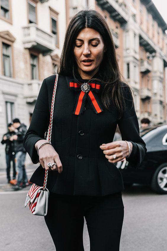 Accesorios de moda 2018 para mujeres