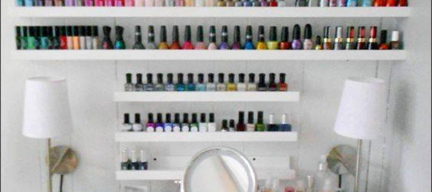 25 ideas para organizar tus cosmeticos facilmente