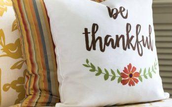 Cojines decorativos y mas para accion de gracias