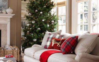 Cojines navideños – ideales para decorar esta temporada