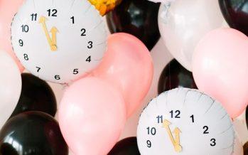 Como organiazr una fiesta de año nuevo