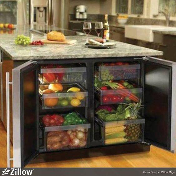 Como Organizar Frutas Y Verduras En Tu Cocina 17 Curso