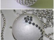 DIY esferas para tu arbolito navideño