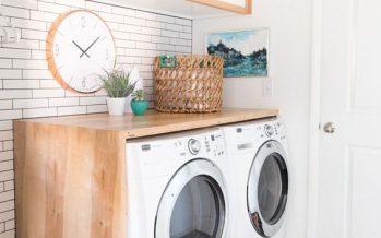 Decora tu cuarto de lavado con estas ideas