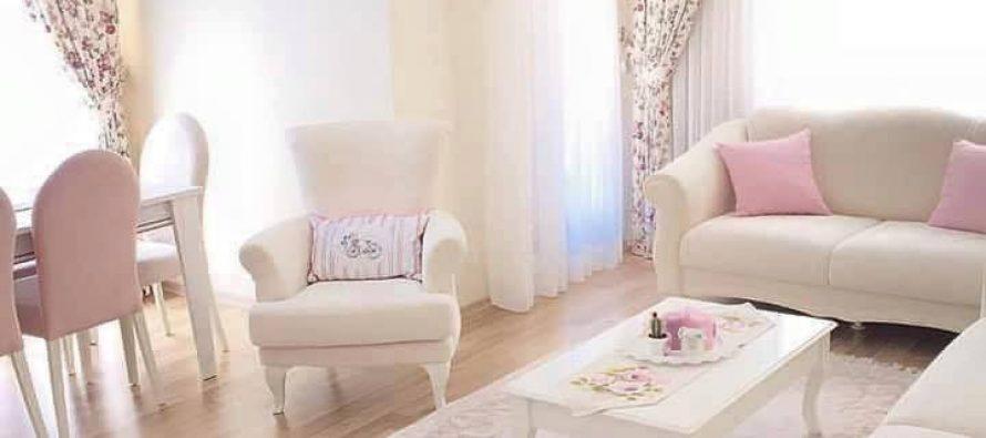 Decoracion de interiores en colores pastel
