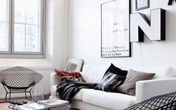 Detalles modernos para tu sala de estar