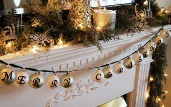 Detalles navideños que se miran elegantes