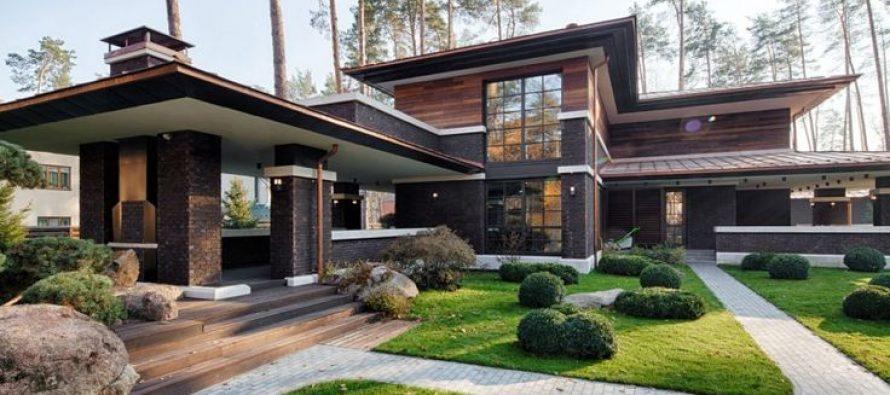 Diseño y decoración de exteriores modernos