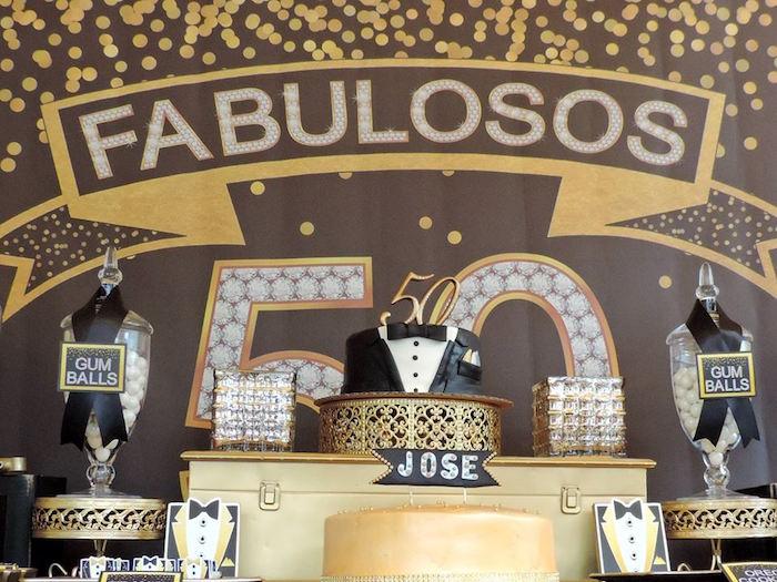 Fiesta De 50 Anos Para Hombre 11 Curso De Organizacion