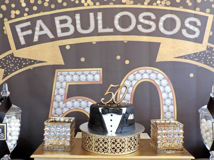 Fiesta De 50 Anos Para Hombre 15 Curso De Organizacion