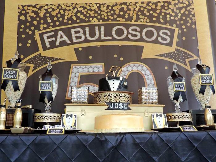 Fiesta De 50 Anos Para Hombre 17 Curso De Organizacion