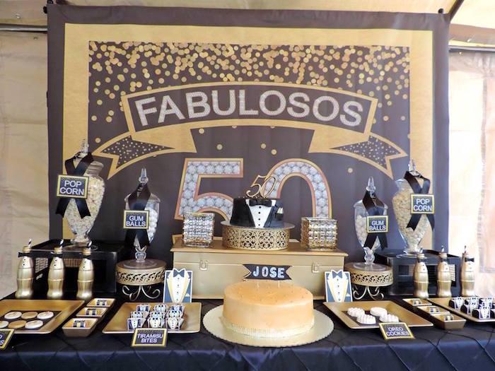 Fiesta de 50 a os para hombre curso de organizacion del - Cumpleanos 50 anos hombre ...