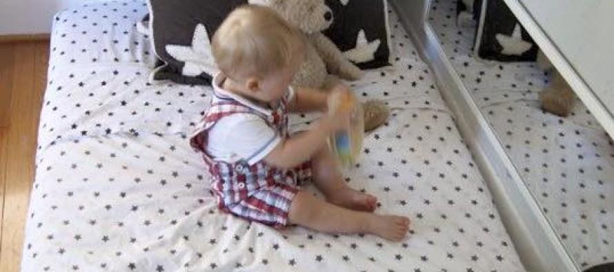 Grandiosas ideas para que tu bebé no corra peligro en su camita