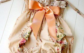 Hermosos vestidos y conjuntos para bebes