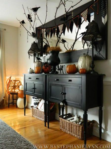 Ideas para halloween 2016 37 curso de organizacion del for Decoracion del hogar 2016