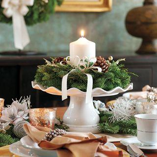 Ideas para decorar con velas en navidad 3 curso de for Decoracion del hogar con velas