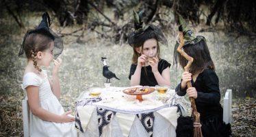 Ideas para fiesta de brujas infantil