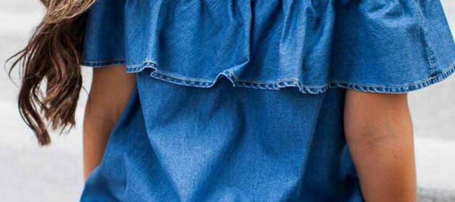 Luce tus hombros con estas blusas – tendencia off the shoulder