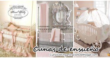 Maravillosos muebles para recien nacido