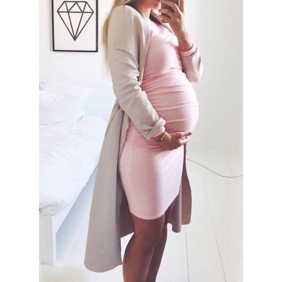 Outfits-con-mucho-estilo-para-embarazadas-12 - Curso de Organizacion del hogar y Decoracion de ...