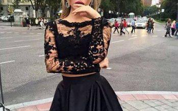 Outfits con vestido negro – siempre elegantes