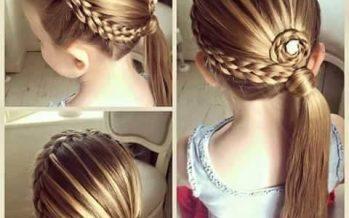 Peinados para tus princesas