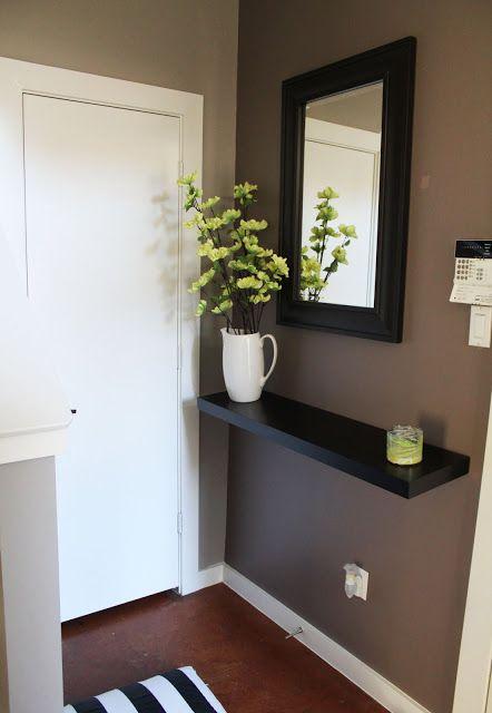 Recibidores para casas pequenas 11 curso de organizacion del hogar y decoracion de interiores - Decoracion de interiores cursos ...