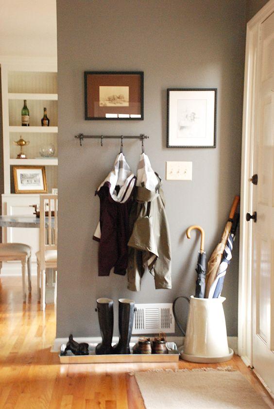 Recibidores para casas pequenas 18 curso de organizacion - Recibidores para casa ...
