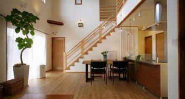 Utiliza madera para decorar tu casa