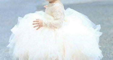 Vestidos elegantes para tus princesas
