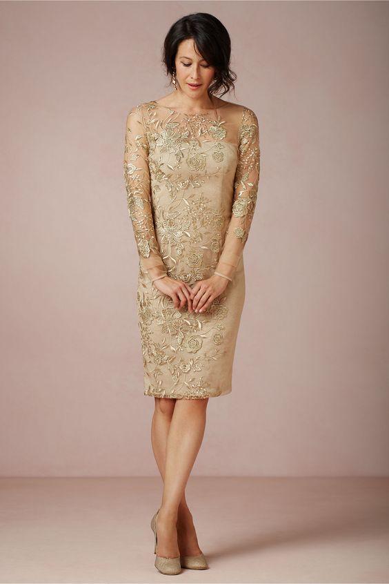 Vestidos novias para mujeres maduras
