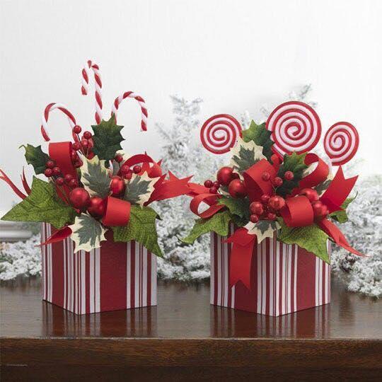 Decoraciones navidenas para la mesa 17 curso de - Decoracion navidena para la mesa ...