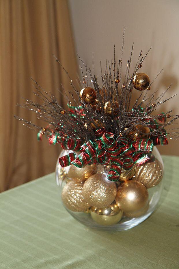 Decoraciones navidenas para la mesa 5 curso de - Todo en decoracion para el hogar ...