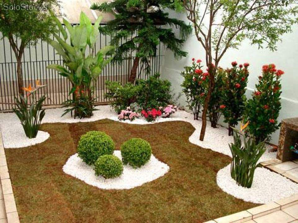Diseno y decoracion de jardines pequenos 26 curso de for Decoracion de patios y jardines fotos