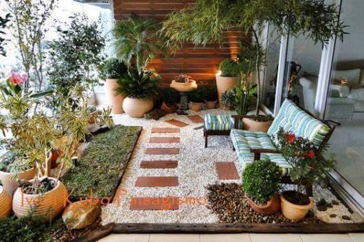 Diseno y decoracion de jardines pequenos 30 curso de organizacion del hogar y decoracion de for Decoracion antejardin pequeno