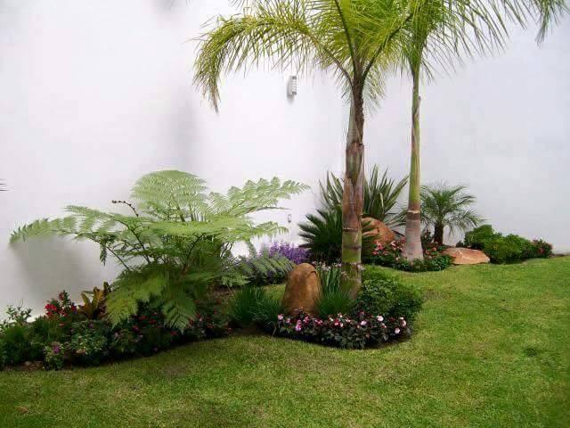 Diseno y decoracion de jardines pequenos 6 curso de for Decoracion antejardin