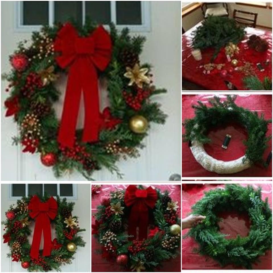 Ideas creativas para navidad 3 curso de organizacion del for Decoracion del hogar por navidad