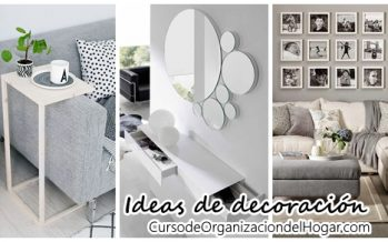 Ideas de decoración de interiores para tu casa