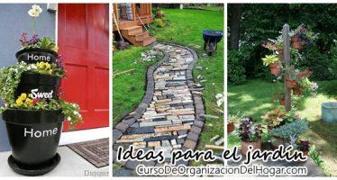 Ideas para jardinería – a intentar