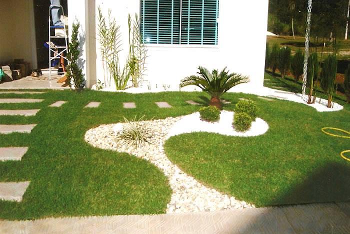 Jardines secos con piedras 23 curso de organizacion del for Jardines secos modernos