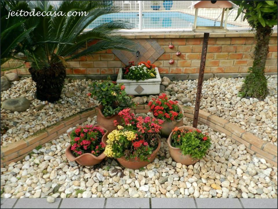 Jardines secos con piedras 6 curso de organizacion del for Jardines secos modernos