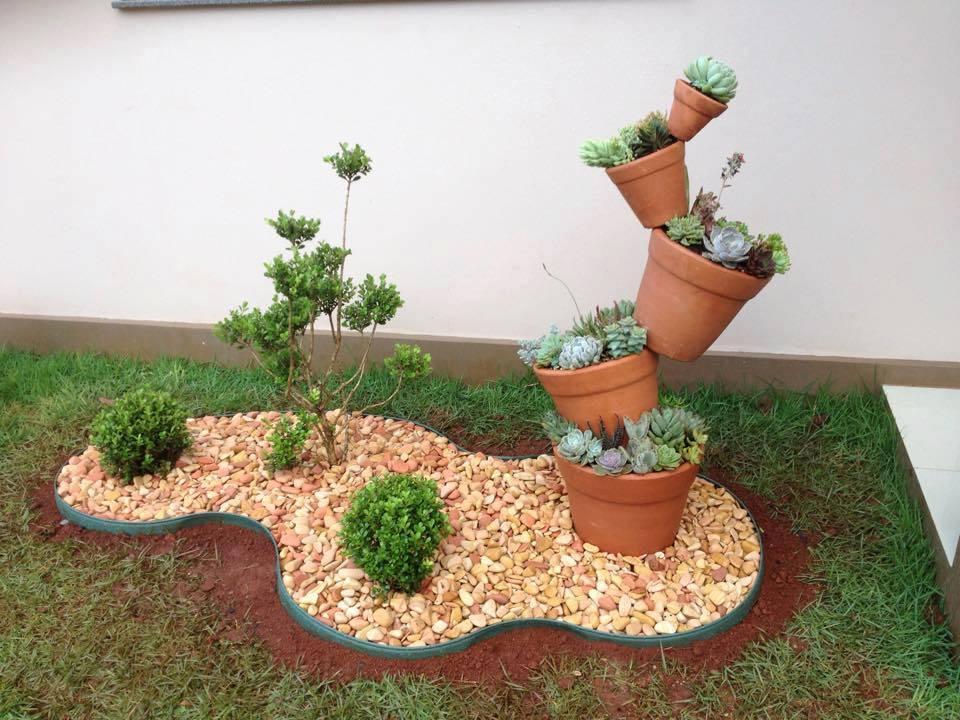 jardines secos con piedras 8 curso de organizacion del