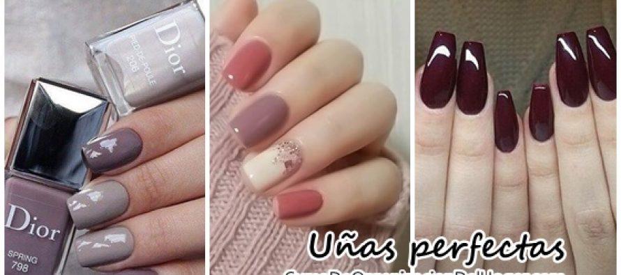 Opciones para lucir uñas perfectas siempre