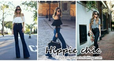 Outfits con estilo hippie