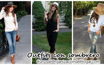 Outfits con sombrero – Ideas para combinarlos