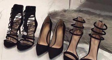 Para las amantes de los zapatos ¡Mira estos hermosos diseños!
