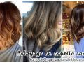 Tendencia balayage en cabello corto