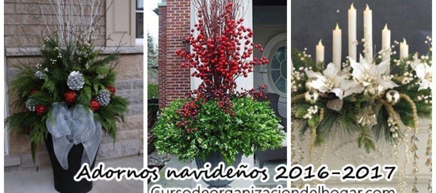 Adornos navideños 2016-2017