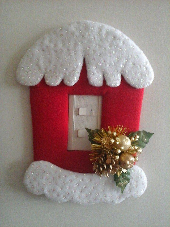 Cojines Navidad Manualidades.Cojines Navidenos Decorados Con Fieltro 14 Curso De